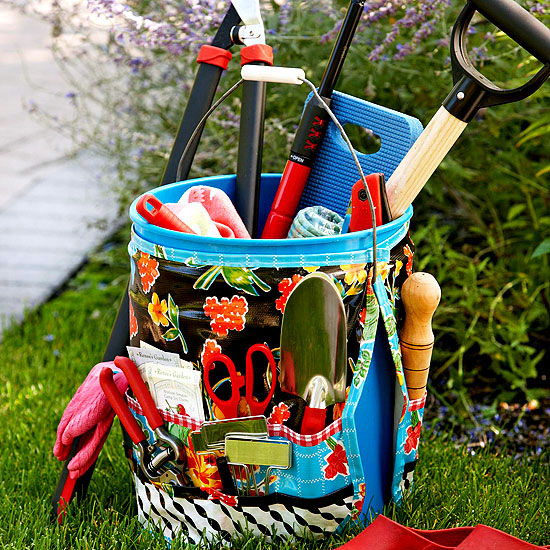 Tote-able Garden Tools