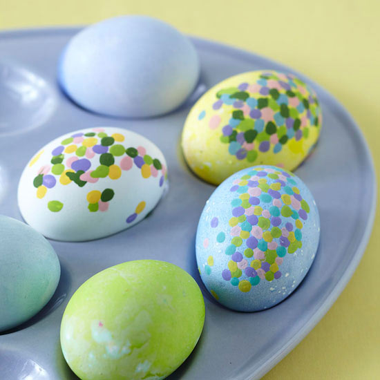 43 of the Most Creative Ways to Dye Easter Eggs