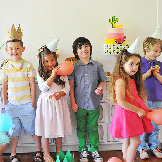 Fun Summer Birthday Party Ideas