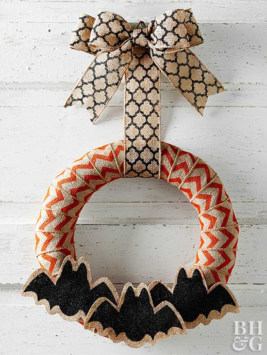 Batty Wreath