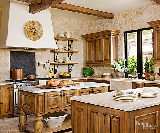 Double Island Kitchens Better Homes Gardens
