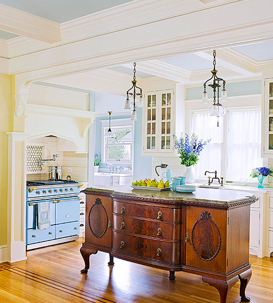 6 Ft Kitchen Island: Kitchen Island Designs We Love
