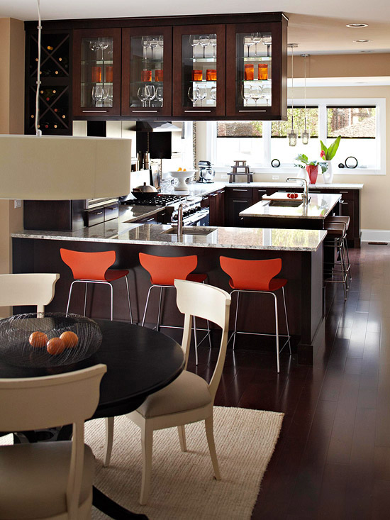 Add A Pop Of Color Casual Dining