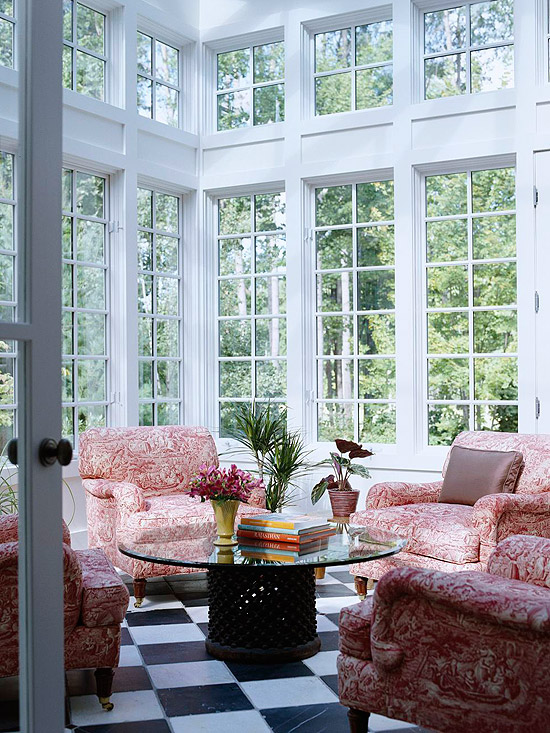 Stand-Out Sunroom
