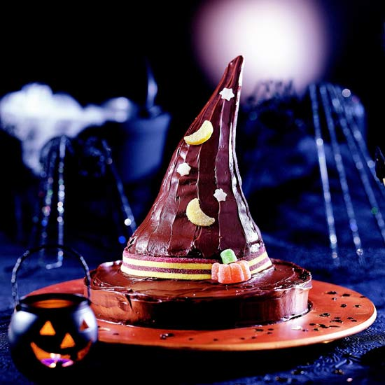 Wizard's Hat Cake