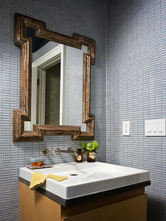 Blue Bathroom Design Ideas | Better Homes & Gardens