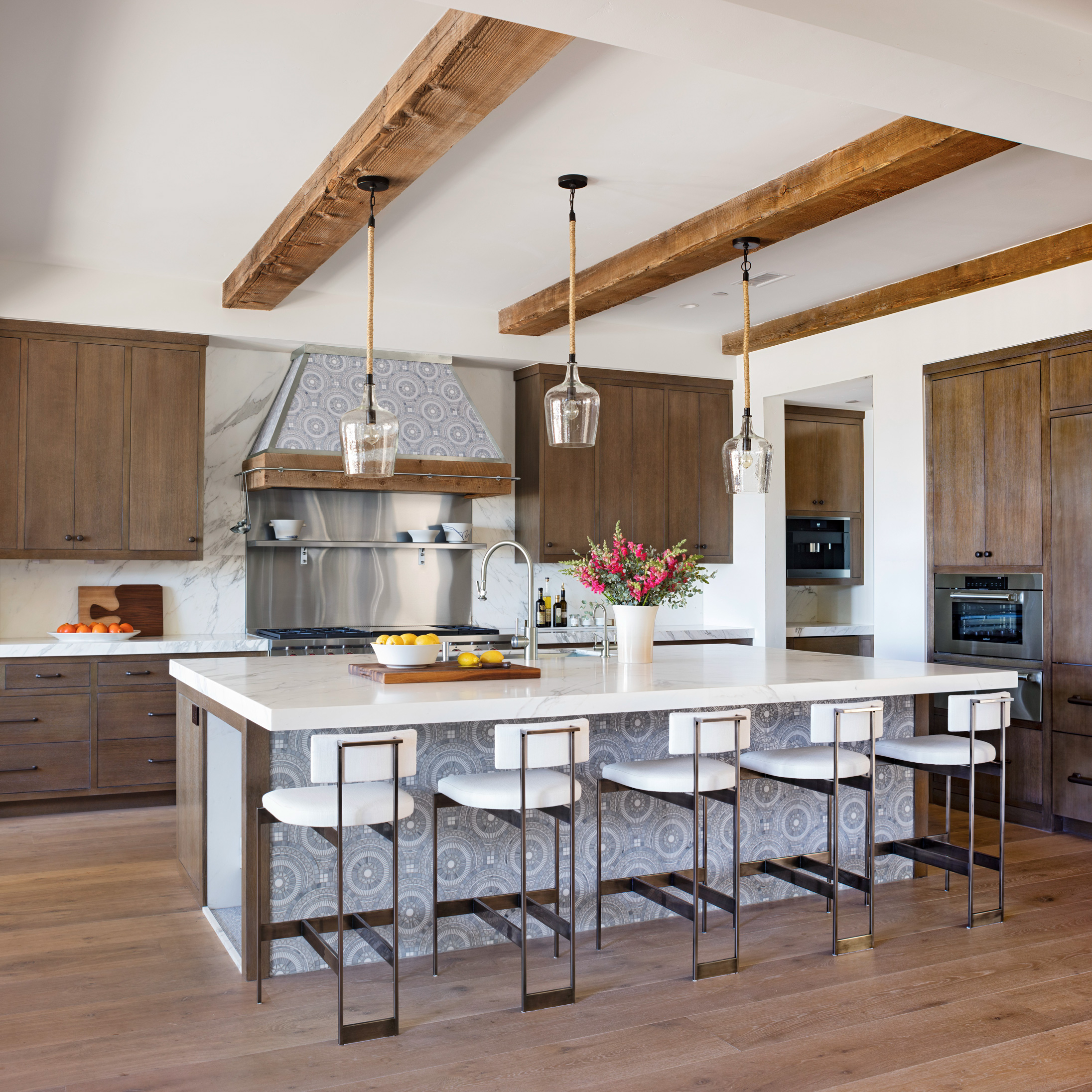 This Mediterranean Style Remodel Has All The Luxuries Of A