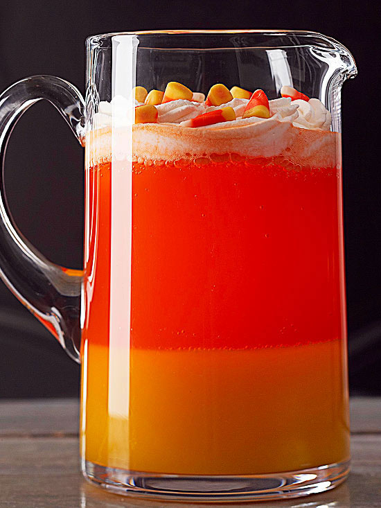 Halloween Drink & Punch Recipes