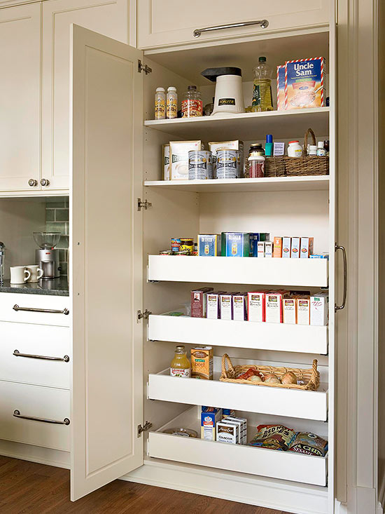 Kitchen Pantry Design Ideas | Better Homes & Gardens on kitchen tile sizes, dining room sizes, closet sizes, kitchen design sizes, kitchen sink base sizes, kitchen countertop sizes, stainless kitchen sink sizes, kitchen dishwasher sizes, ceramic tile sizes, bedroom sizes, bath sizes, great room sizes, refrigerator sizes, playground sizes, kitchen sizes dimensions, living room sizes, kitchen cabinet sizes, kitchen room sizes, kitchen blinds sizes, kitchen garden window sizes,