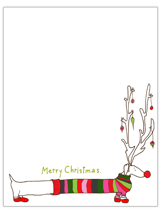 Free Christmas Letter Templates | Better Homes & Gardens