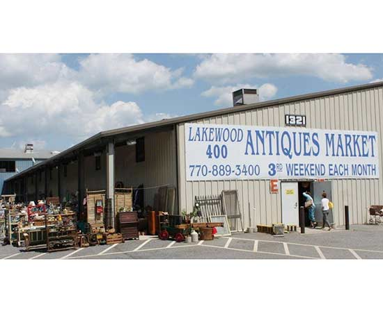 The Best Southern Flea Markets