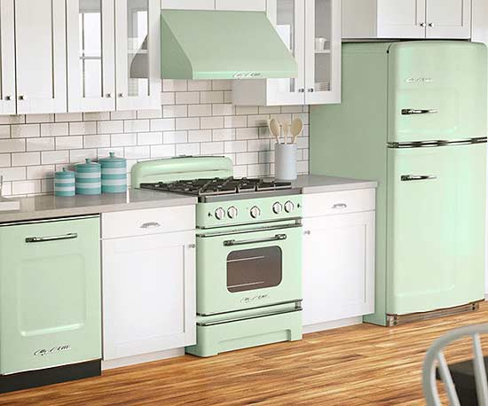 Pretty Pastel Kitchen Gadgets and Appliances Perfect for Spring