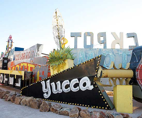 9 Weirdly Cool Places in Nevada