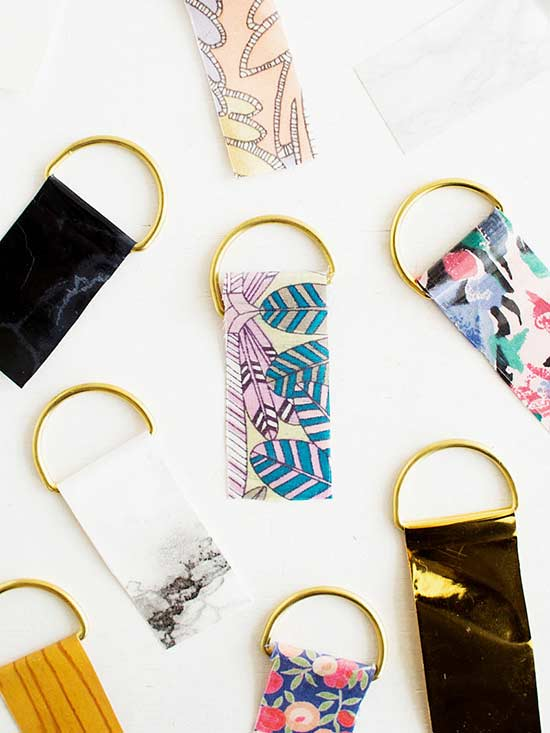 Customize Your Key Ring