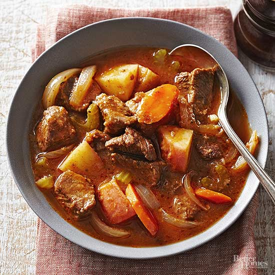 Fast and Slow Old-Fashioned Beef Stew