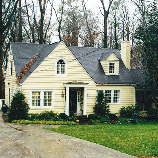 Before And After Home Exterior Makeovers