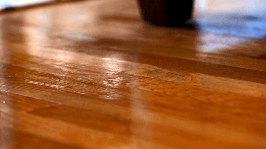 Cleaning Hardwood Floors The Tricks That Work