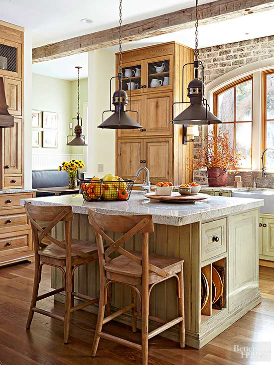 Kitchen Ideas: Better Homes & Gardens