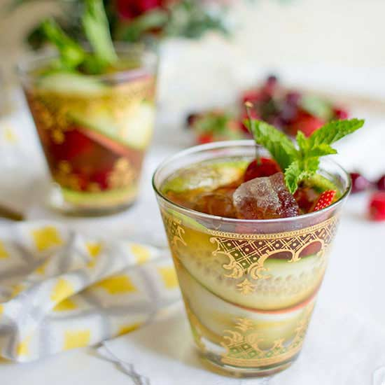 Party Perfect Pimm's Cup