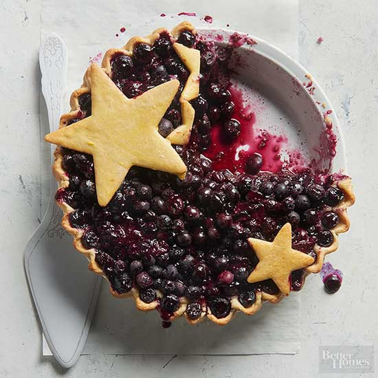 Our Best Blueberry Desserts