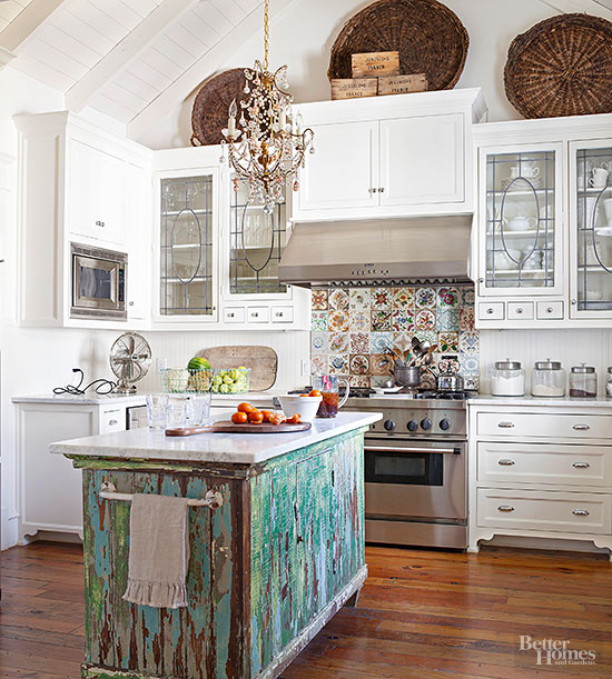 English Country Kitchen Design: English Cottage Style For Your Inner Austen
