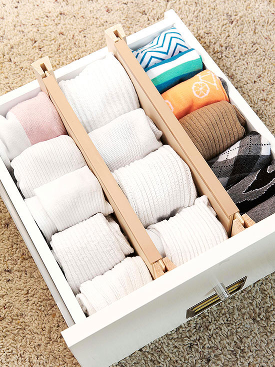 Keep Drawers Tidy