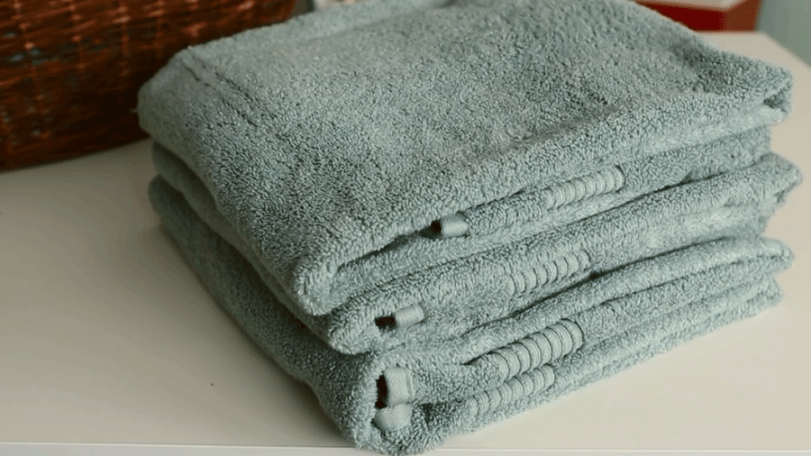 How to Fold a Towel