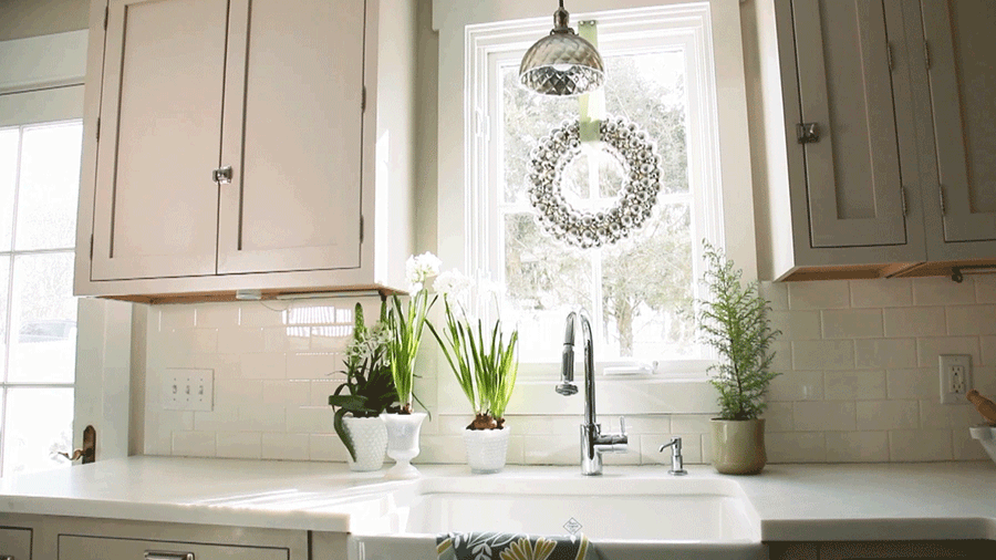 Christmas Decorating for Small Spaces