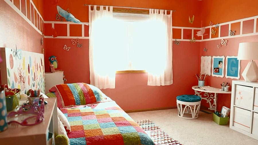This Kid\u0027s Room Is Packed with DIY Ideas & Kid\u0027s Rooms | Better Homes \u0026 Gardens