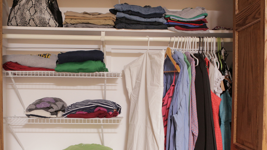 Genius Closet Hacks to Make Your Clothes Last Longer