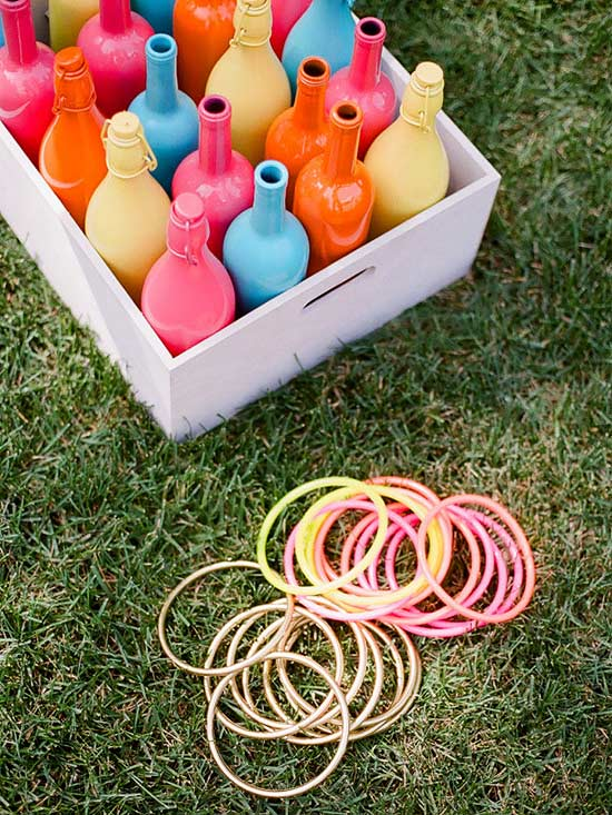 Carnival Party ring toss