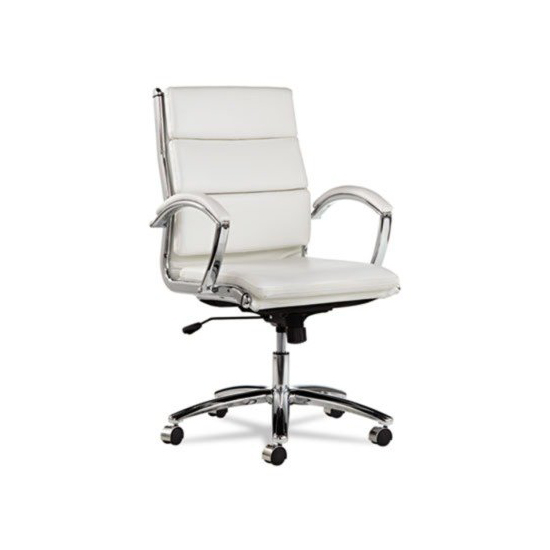 Deal of the Day: 73% Off Alera Modern White Office Chair