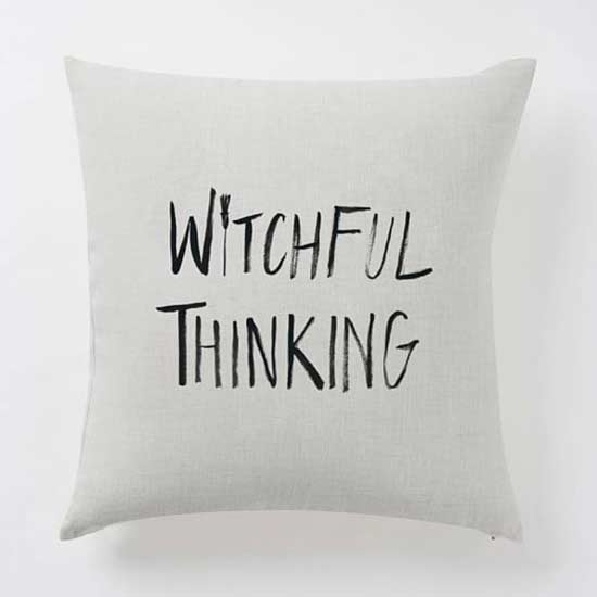WE Halloween Pillow Covers