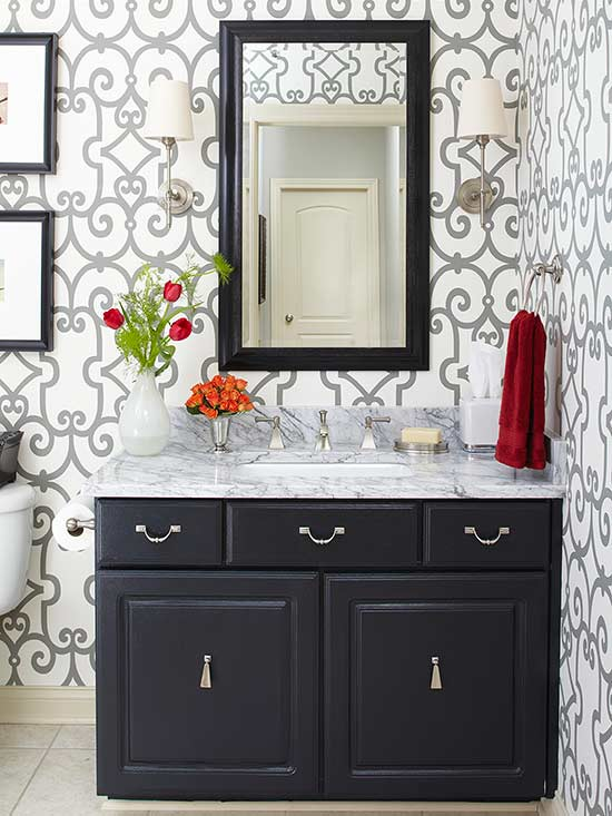 Must-Know Tips for Painting Bathroom Cabinets