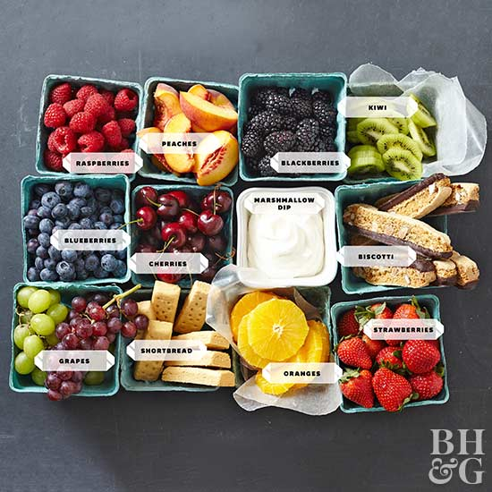 How to Make a Party Tray Like a Pro | Better Homes & Gardens