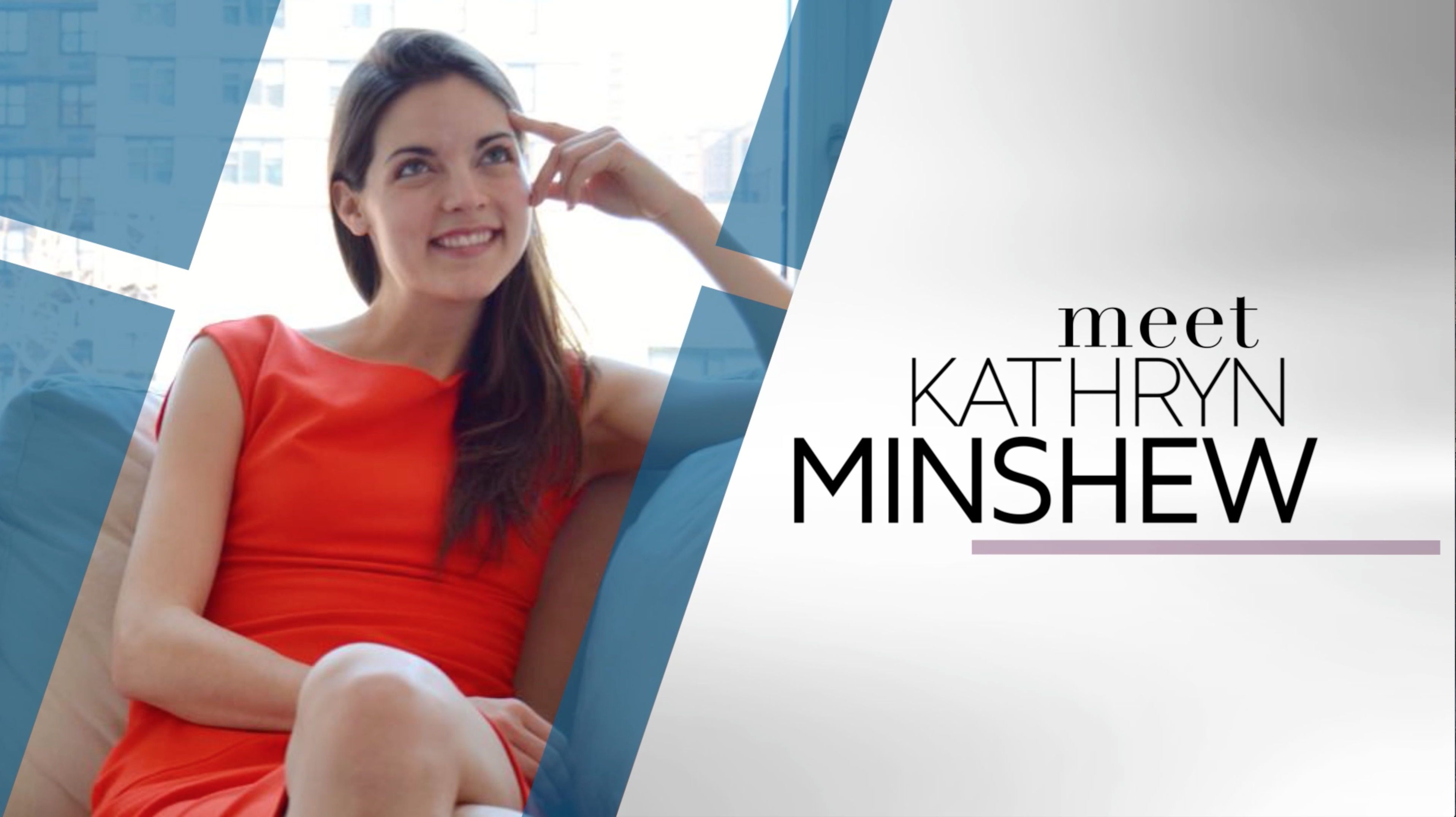 Office Hours: Meet The Muse Founder Kathryn Minshew