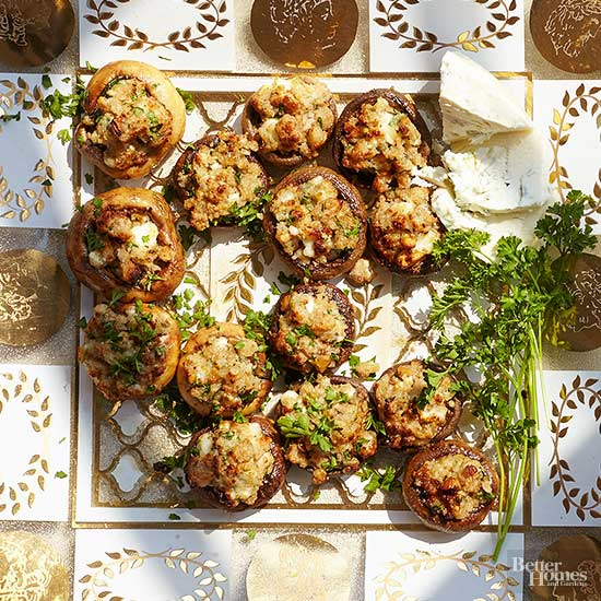 Party-Ready Finger Food Ideas
