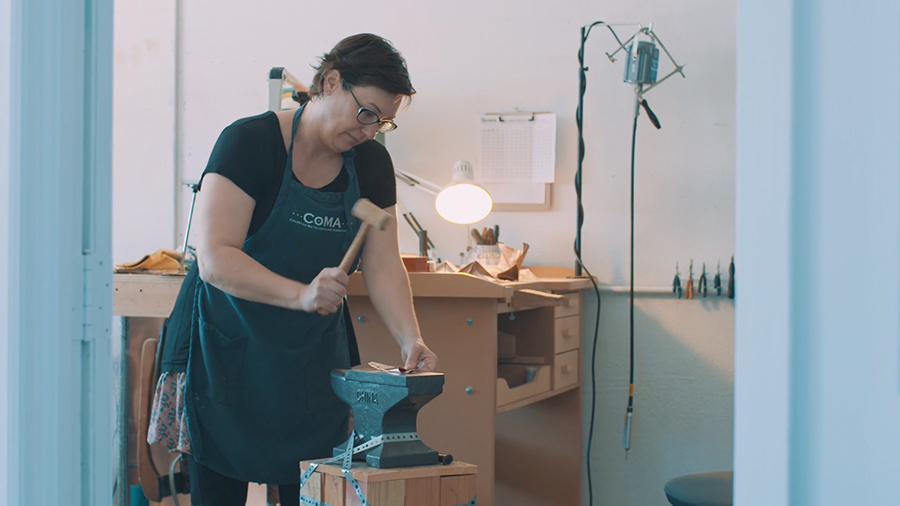 Modern Makers: Meet Amenda Tate Corso