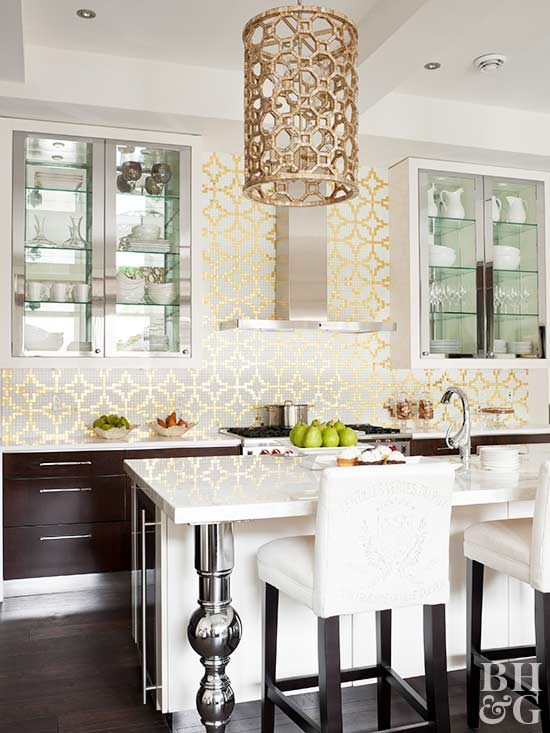 Gorgeous Inspiration For Mixing Metal Kitchen Finishes Better Homes