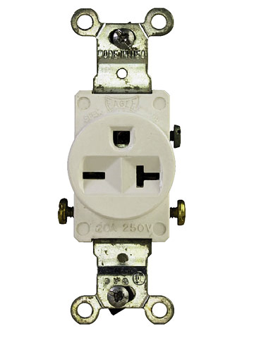Sensational 120 And 240 Volt Receptacles Better Homes Gardens Wiring Cloud Hisonuggs Outletorg