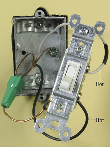 Sensational All About Light Switch Wiring Better Homes Gardens Wiring Digital Resources Anistprontobusorg