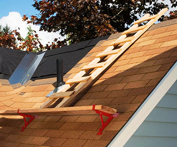 Using Roof Jacks | Better Homes & Gardens