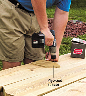 How to Build a Stronger Deck Beam | Better Homes & Gardens