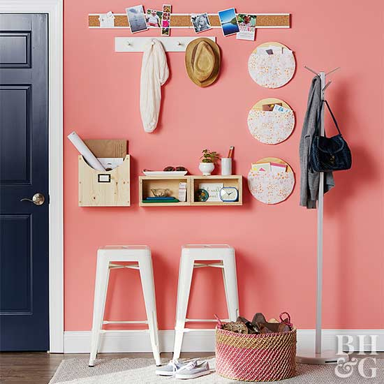 How to Make Wall-Mounted Storage Boxes