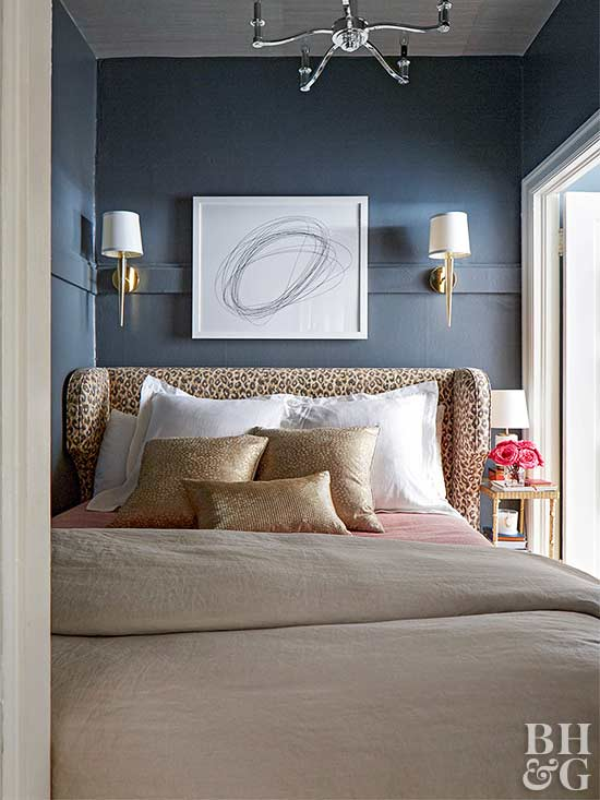 Beautiful Navy Blue Bedrooms to Inspire Your Master Suite | Better ...
