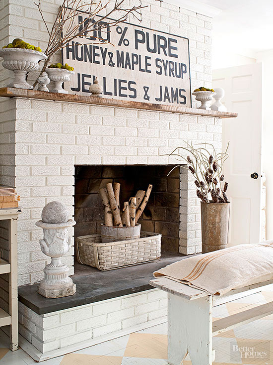 Fireplace Design Ideas Better Homes Gardens
