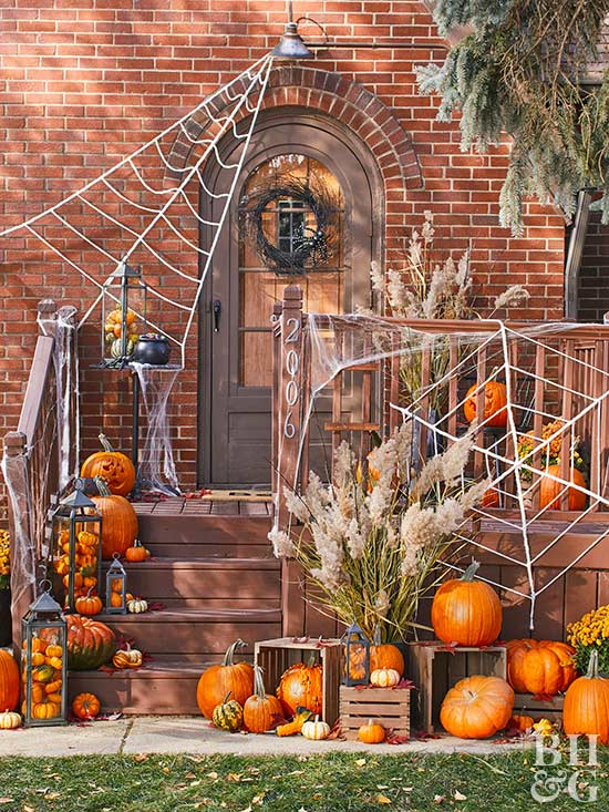 Halloween Yard.Outdoor Halloween Decorations Amp Yard Decorating Better Homes