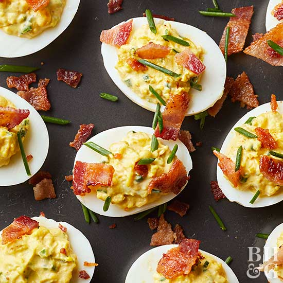 20 instant recipes from your pressure cooker better - Better homes and gardens deviled eggs ...