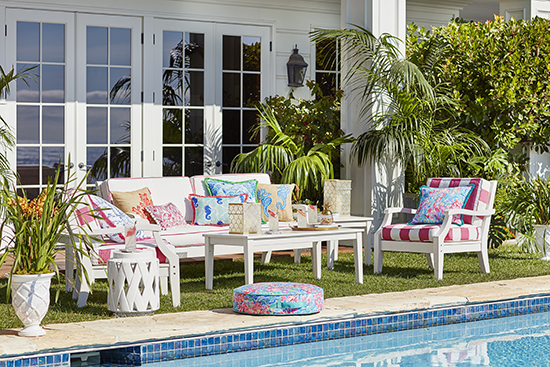 Pottery Barn Just Released Its Lilly Pulitzer Collection