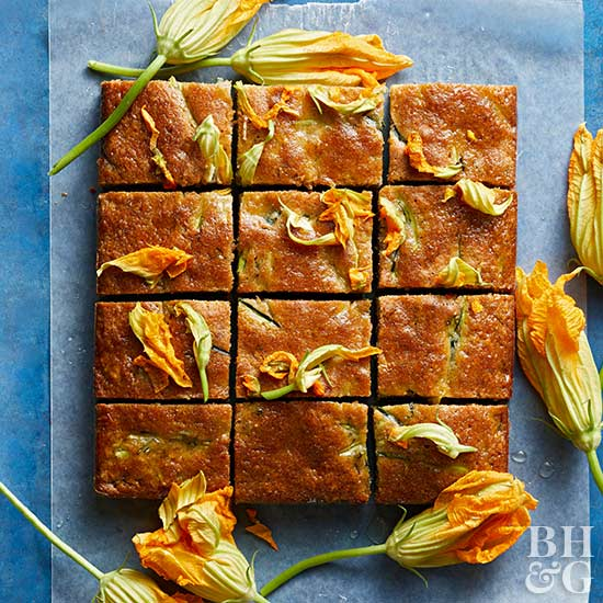 Zucchini Flower Recipes